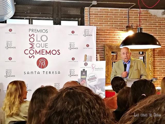 gastronomia Premios Somos lo que comemos santa teresa gourmet lifestyle