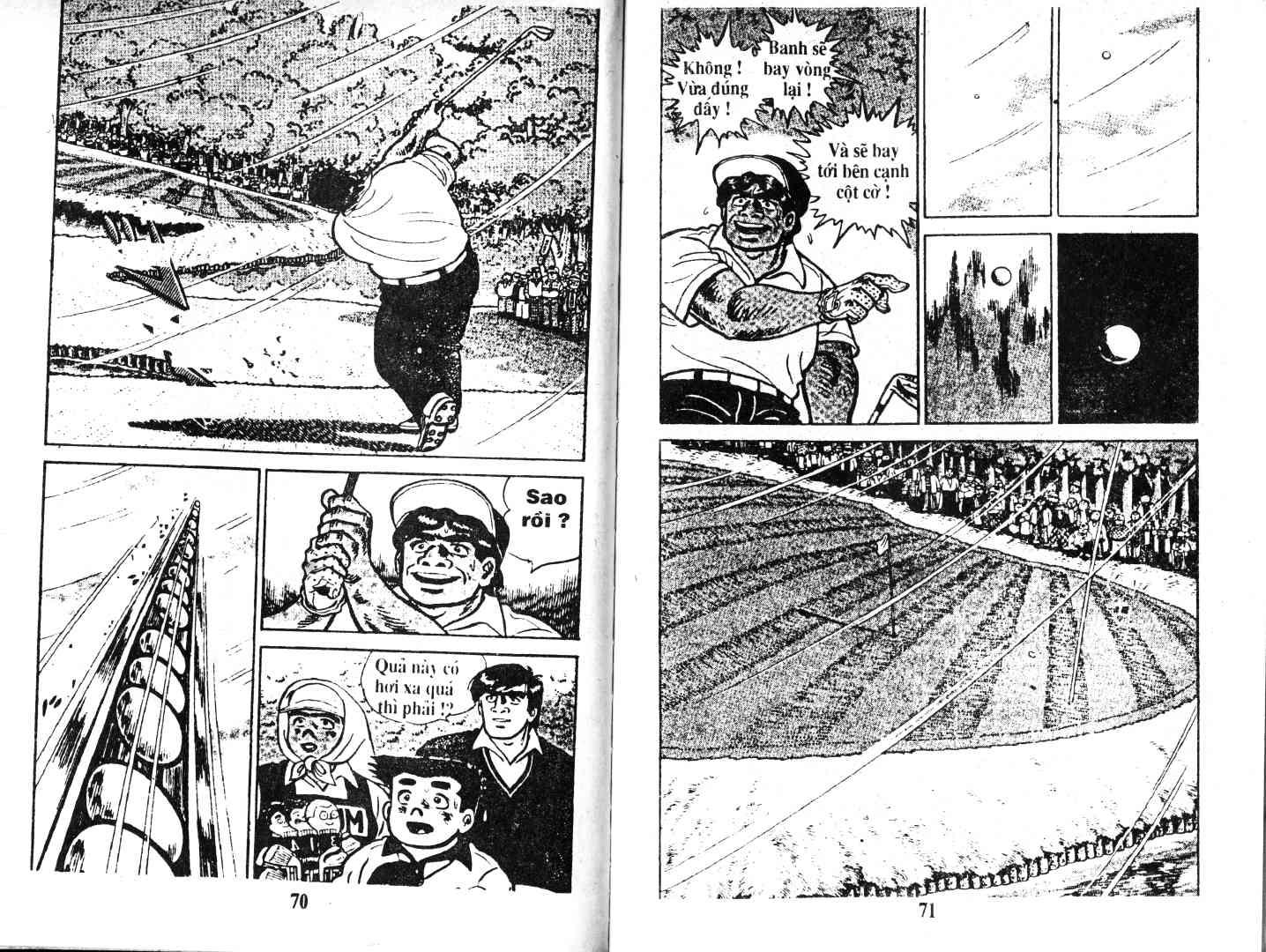 Ashita Tenki ni Naare chapter 46 trang 35