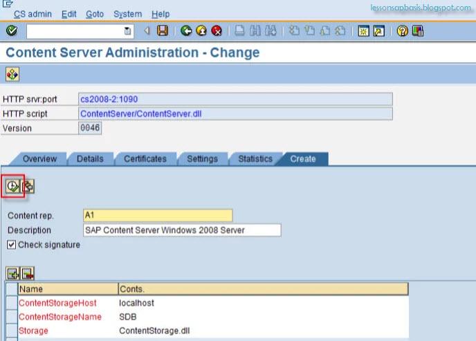 Lesson SAP Basis Administration