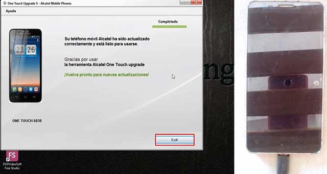 Cómo actualizar el software de tu celular Alcatel One Touch