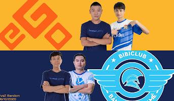 2vs2 Random - Hồng Anh, Gunny vs. BiBi, TMT - 08/10/2020