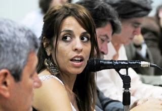 La diputada le respondió al legislador Juan Manuel Pedrini por el nombramiento del general en el Ejército durante el kirchnerismo.