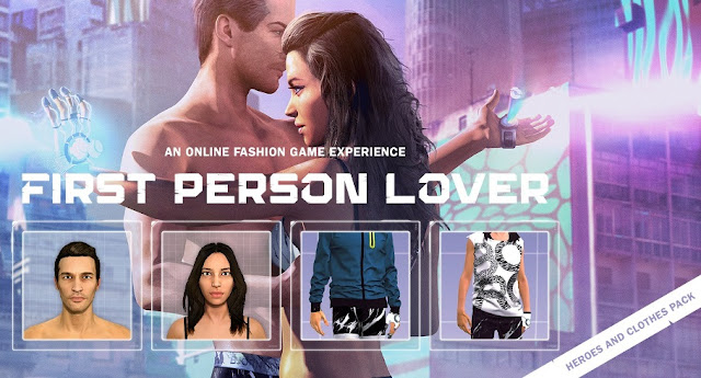 First Person Lover Fashion Heroes & Clothes