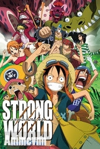 One Piece Movie 10 -  2013 Poster