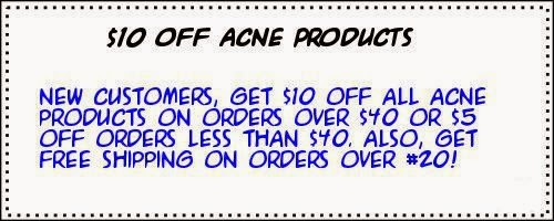 iherb coupon acne