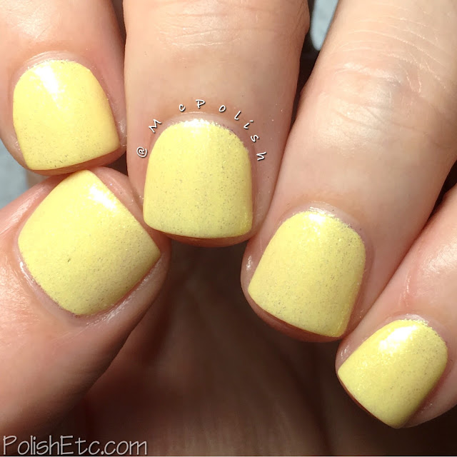 KBShimmer - Summer 2016 Collection - McPolish - Mai Tai One On