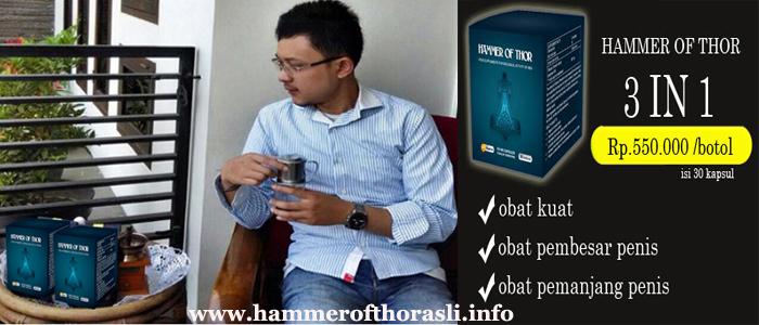 testimoni obat hammer of thor asli