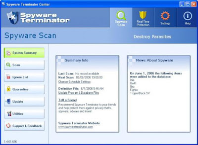 Software Anti Spyware Gratis