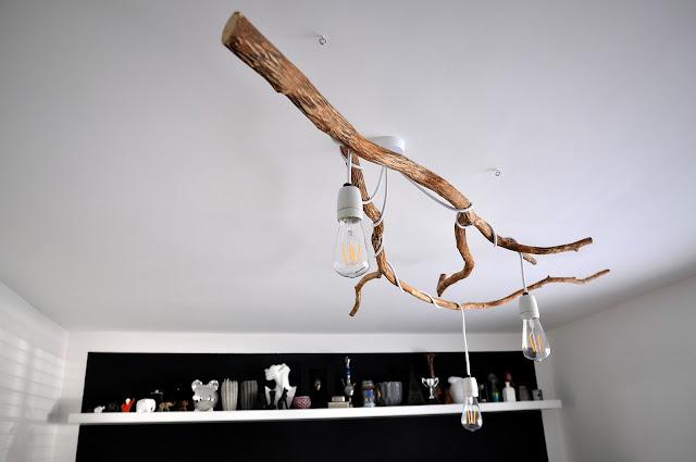 Tree Branch Chandelier Mamaisdreaming Blogspot Co Uk