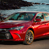 2015 toyota Camry Mpg