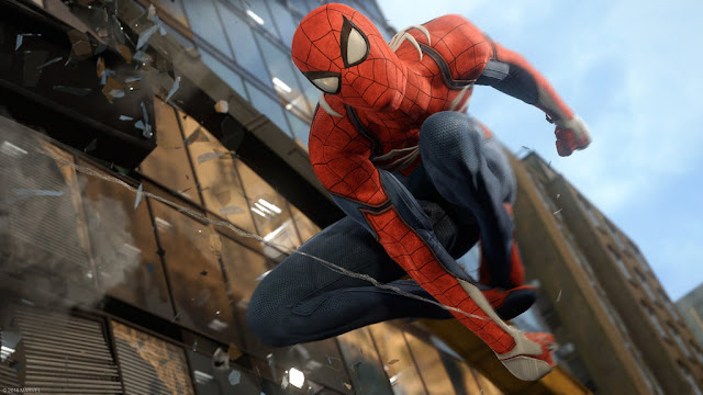 Marvel's Spider-Man Ps4 Review Full Information:-Amazing Fantasy