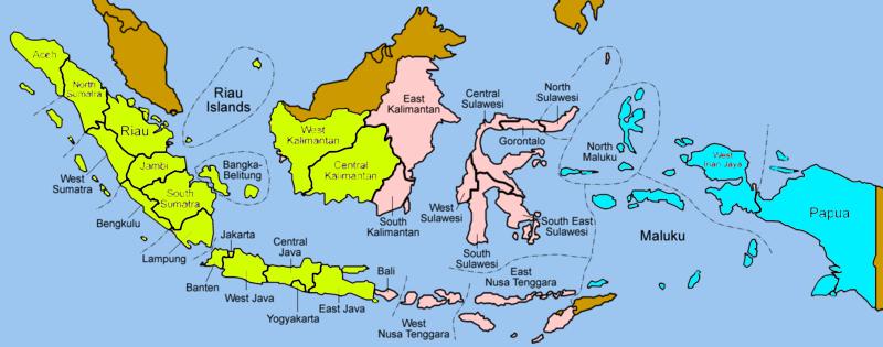 Gambar Perbedaan Waktu Pembagian Zona Waktu Indonesia Freewaremini