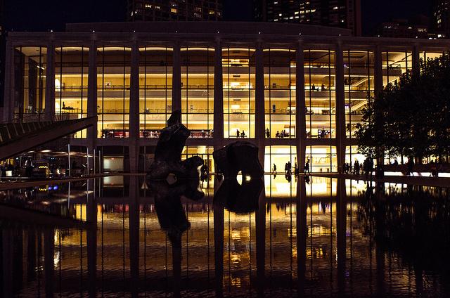Newyorská_filharmonie_budova