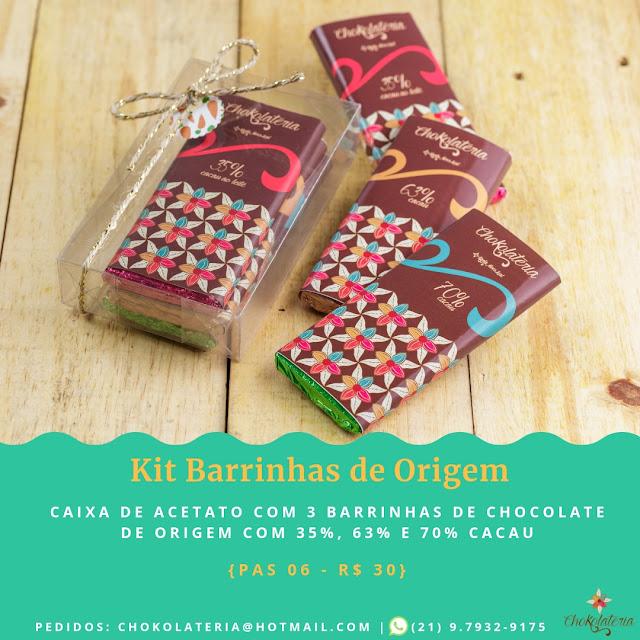 Coleção Páscoa 2019 Chokolateria