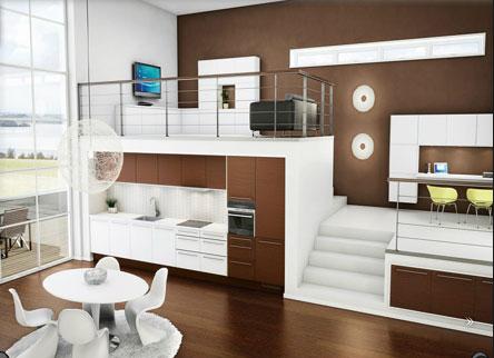 Tips Pintar Untuk Mengatur Desain Interior Rumah Minimalis Anda