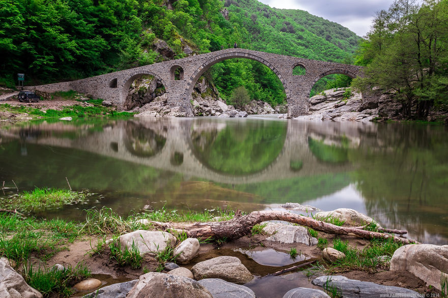 The Devils Bridge, Bulgaria - Bulgarian Photographer Captures Amazing Moments Traveling The World