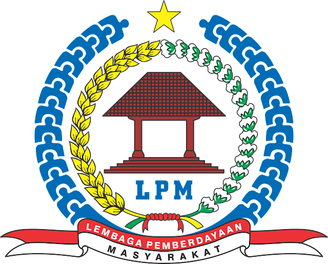 contoh logo organisasi simpel, keren