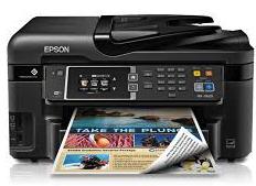 Epson Workforce WF-3620 Printer Driver Download