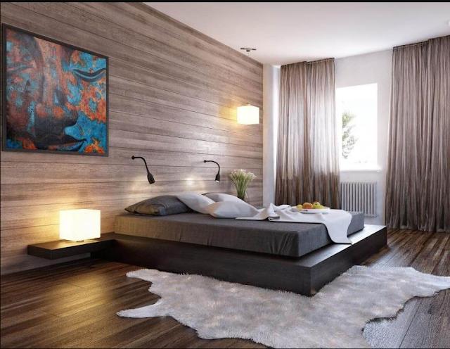 15 Inspirasi Desain Kamar Tidur Minimalis Modern Terbaru