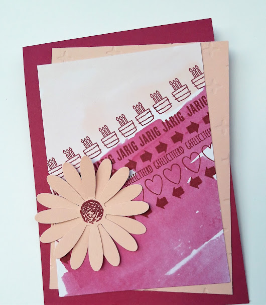 Bloghop Happy Stampin' nieuwe catalogus