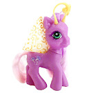 My Little Pony Purple Petunia Breezies Parade  G3 Pony