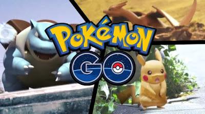 Download Aplikasi Pokémon GO