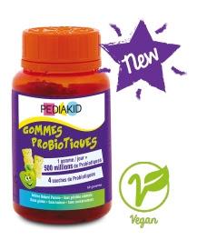 gommes Probiotiques