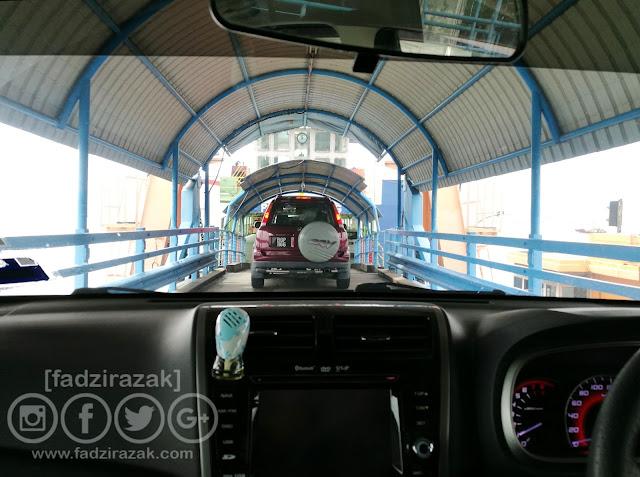 Harga Tiket Feri Ke Pulau Pinang