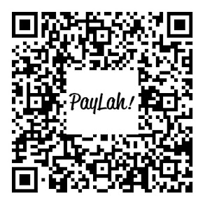 Pay with PayLah!