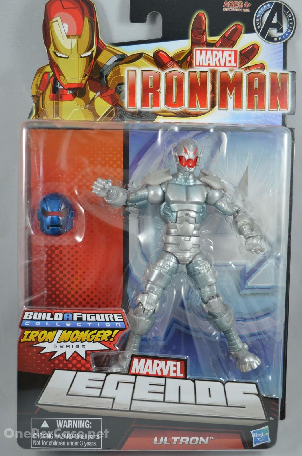 One Per Case Marvel Legends Iron Man 3 Ultron