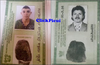 Polícia identifica vítimas de homicídio na microrregião de Serra dos Brandões em Picuí