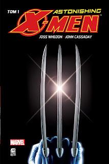 Astonishing X-Men tom 1 okładka