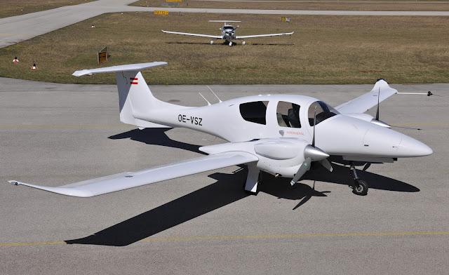 Diamond DA52 Austrian Light-Weight Aircraft