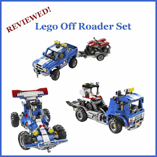 Reviewing Lego Off Road Power Set - Lego #5893