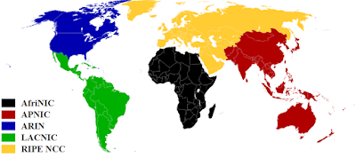 Regional Internet Registry