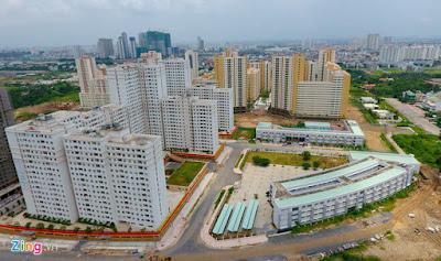 Nhà ở giá rẻ chưa đủ nguồn cung để đáp ứng thị trường