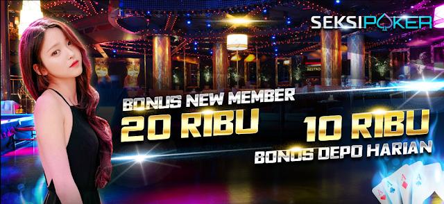 Seksipoker88 adalah Agen Poker Online Indonesia Terbaik dan Terpercaya