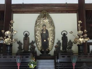 東福寺釈迦三尊像