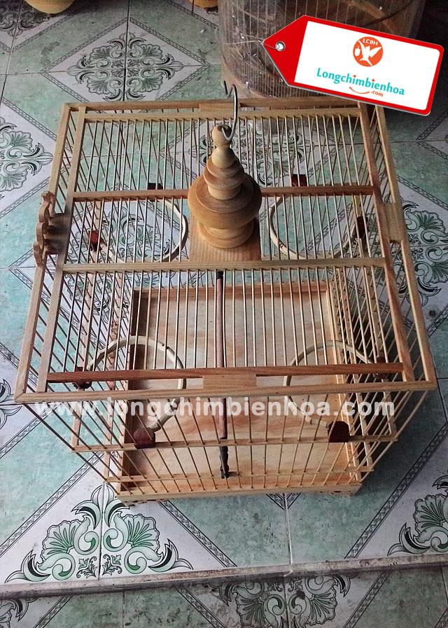 lồng chim tân biên vuông