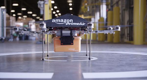 亞馬遜無人機