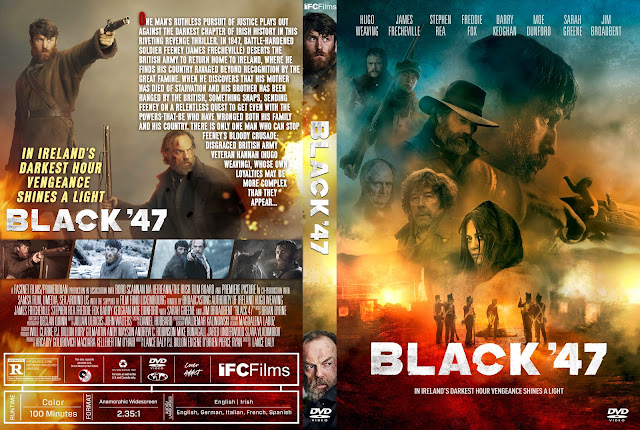 Black 47 DVD Cover