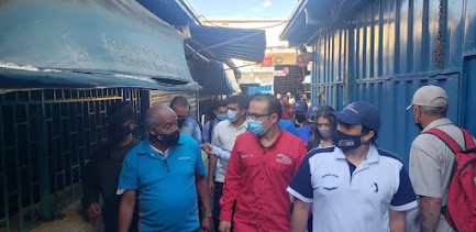 En mercado municipal de Ejido fueron verificados precios justos