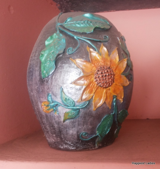 vase paintings ideas