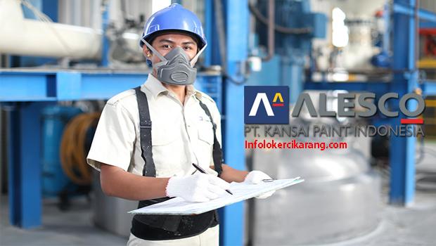 Lowongan Kerja PT. Kansai Paint Indonesia Kawasan Mm2100