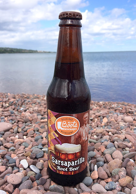 Boots Sarsaparilla Root Beer