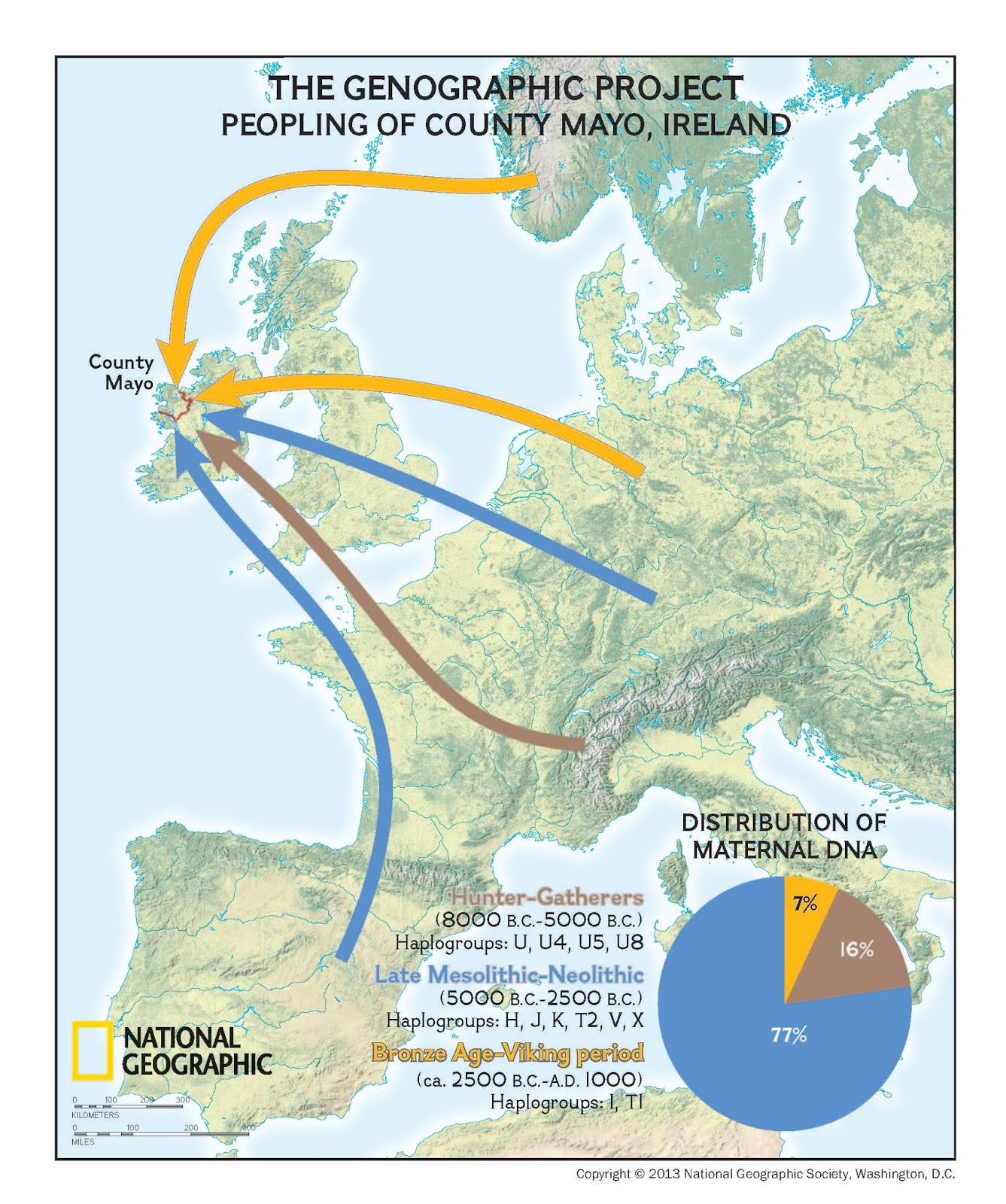 after vikings were assimilated the british took over large parts of ireland by the 14th century some irish accepted british conquerors but most continued