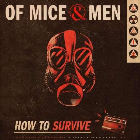 """OF MICE AND MEN: Ακούστε το νέο κομμάτι """"How To Survive"""""""