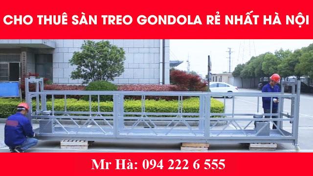 Cho thuê sàn treo xây dựng tại Hà Nội
