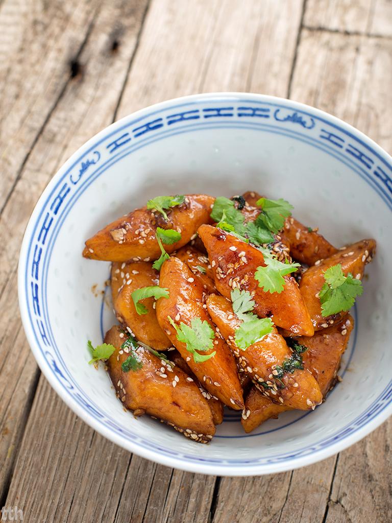 kopytka marchewkowe wegańskie, bezglutenowe kuchnia roślinna blog marchewka