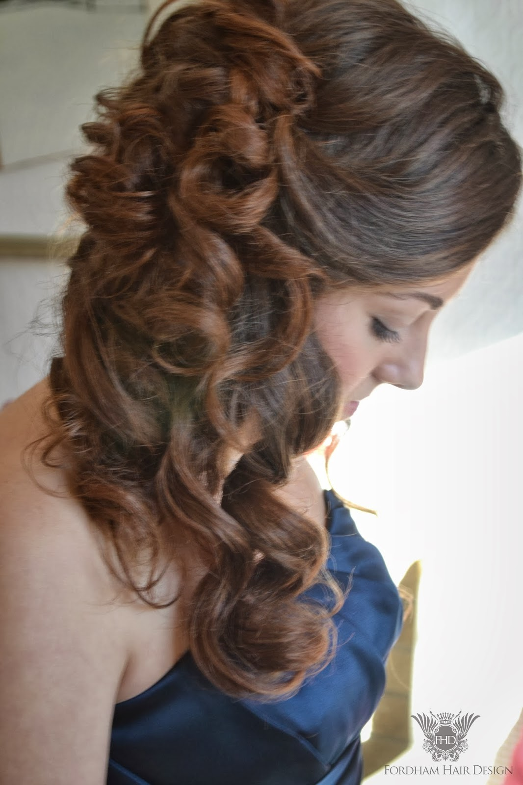 Fordham Hair Design Wedding Bridal Hair Specialist